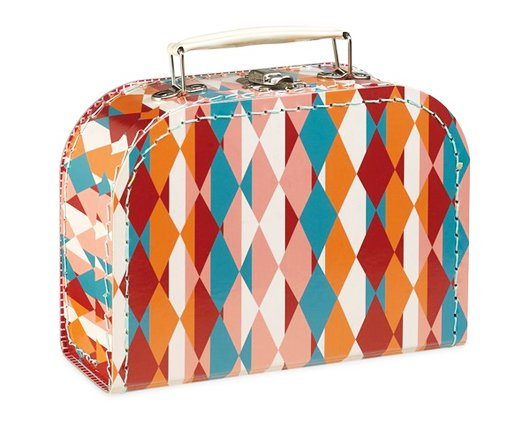 Koffertje Geometric