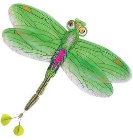 Dragonfly vlieger groen