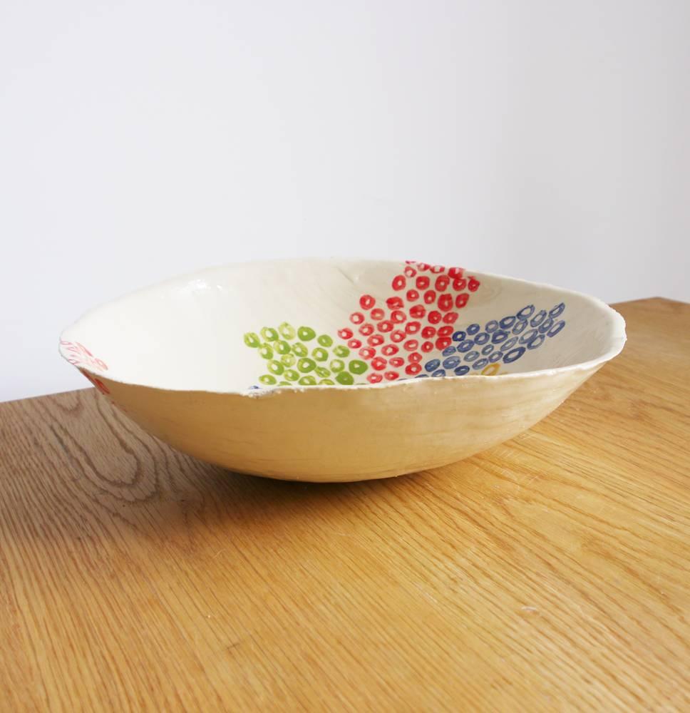Designer schaal Judith Janssen Dots