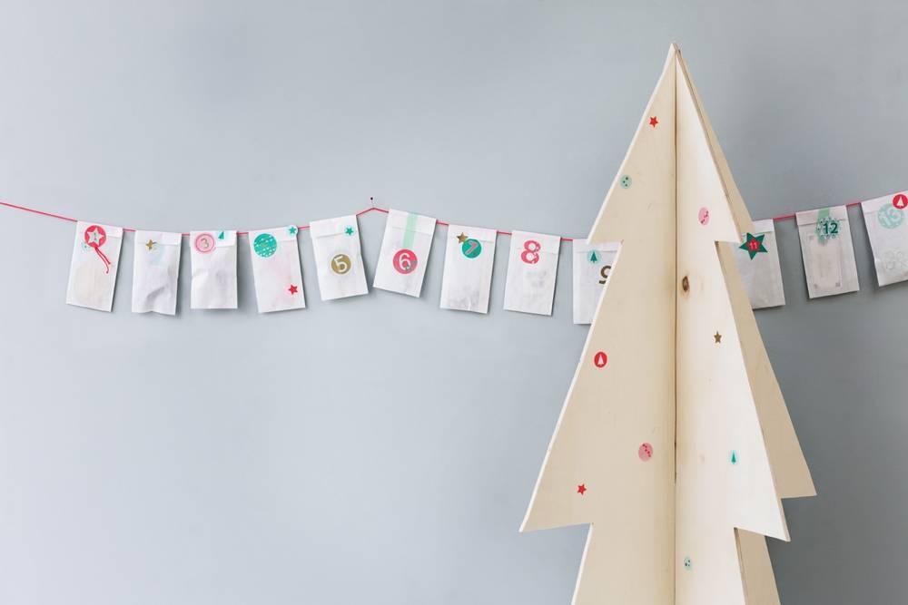 Advent kalender DIY