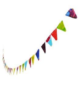 Rijg je eigen feest vlaggetjes slinger
