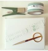 Un-wrapMe tape grijs-mint