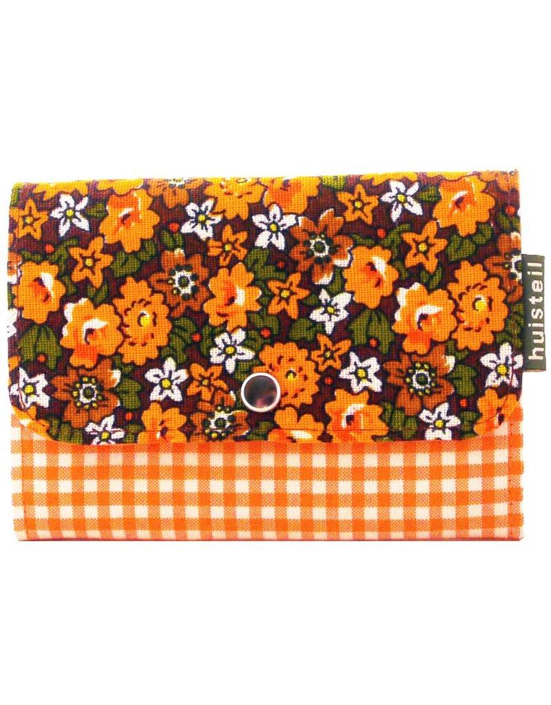 Pocket Huisteil orange