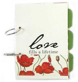 Gadanke {Love fills a Lifetime} – poppy green