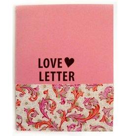 Gadanke {Love letter} pink valentine