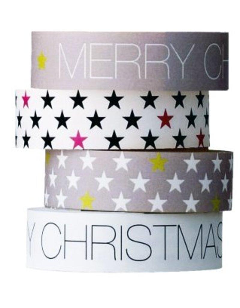 Set Bloomingville masking tape Kerst