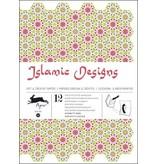 Cadeau & creatief papierboek Islamic designs
