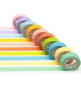MT  MT masking tape pack pastels