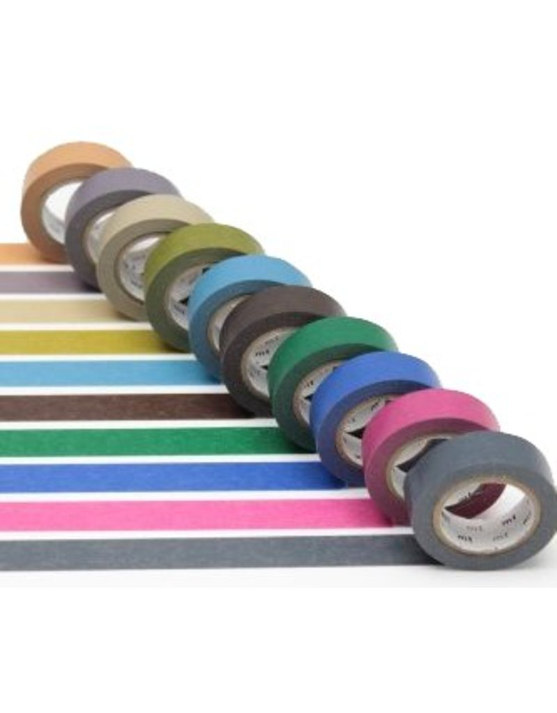 MT masking tape pack darks