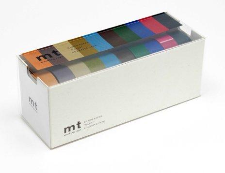 MT masking tape pack darks