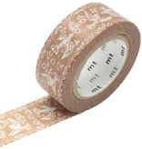 MT masking tape ex lace bird