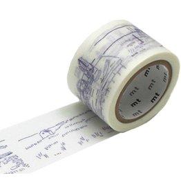 MT  MT masking tape ex Mizumaru Anzai drawing