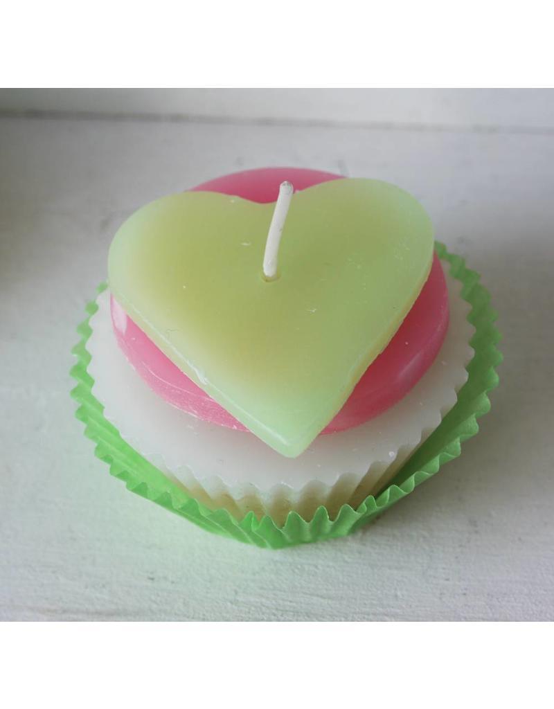 Cupcake kaars