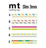 MT masking tape super slim A