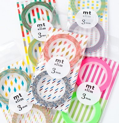 MT masking tape super slim B