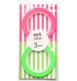 MT  MT washi tape super slim shocking