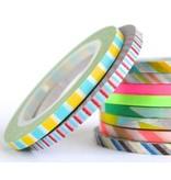 MT washi tape super slim shocking