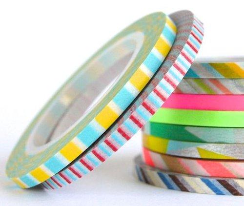 MT masking tape super slim shocking