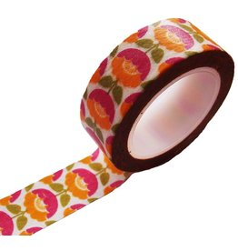 Studio Stationery Masking tape retro print