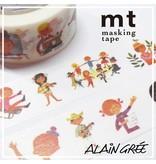 MT masking tape ex Alain Grée human