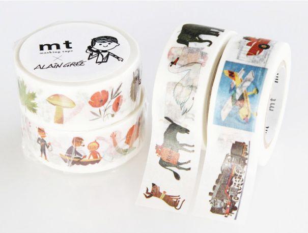 MT masking tape ex Alain Grée plant