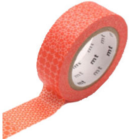 MT  MT masking tape line pattern red