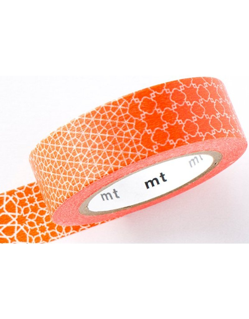 MT masking tape line pattern red