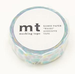 MT masking tape pool blue