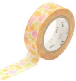 MT  MT masking tape pool orange