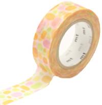 MT masking tape pool orange