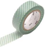 MT masking tape hasen green