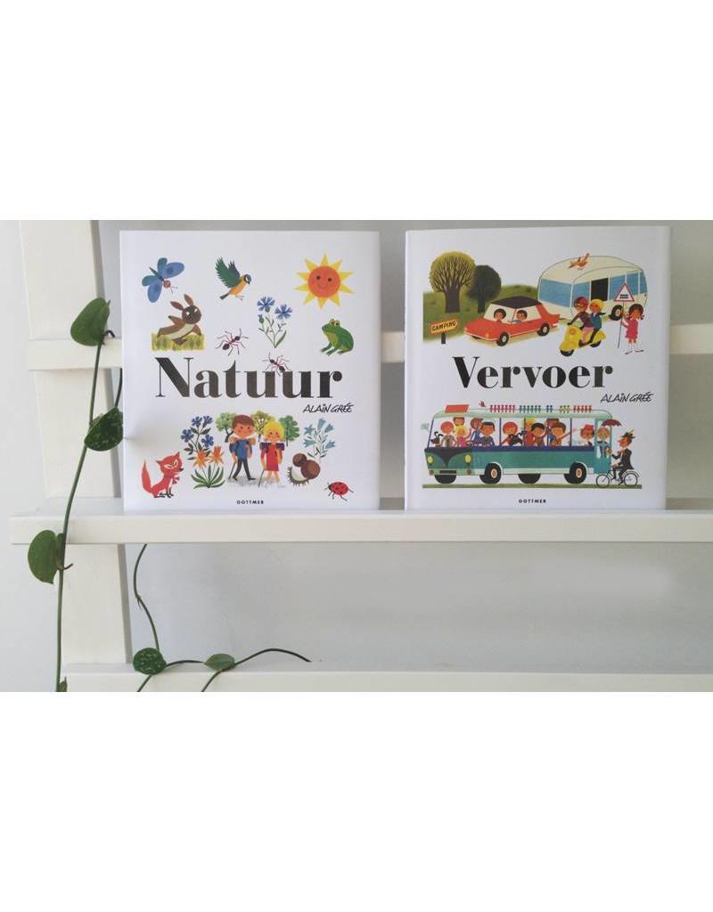 Alain Grée boek Natuur