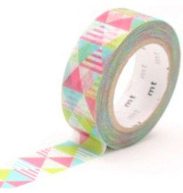 MT  MT masking tape shimasankaku pink