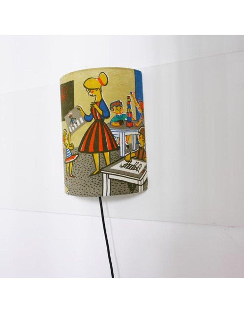 Muurlamp In de klas
