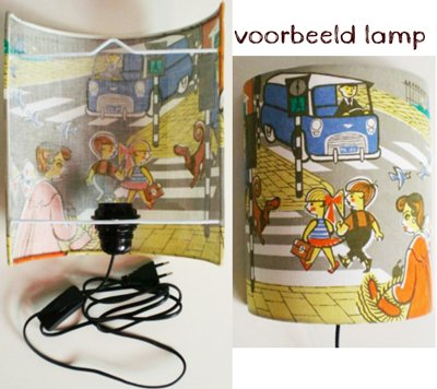 Muurlamp In de klas