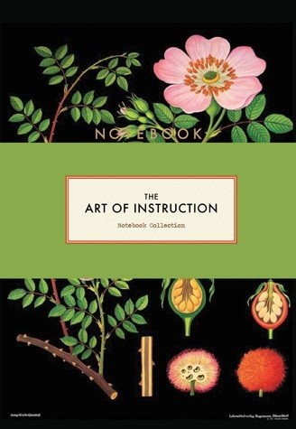 Notebook set Art of instruction