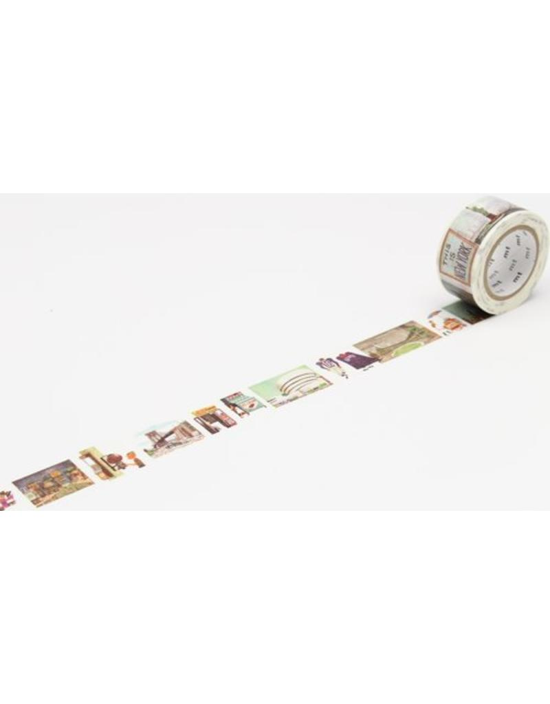 MT masking tape ex This is New York