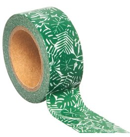 Wow goods Masking tape botanical garden
