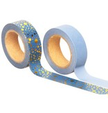 Masking tape splashed out set