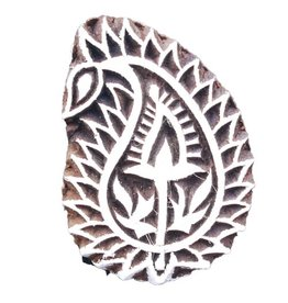 Textiel stempel India