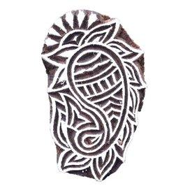 Textiel stempel nepal