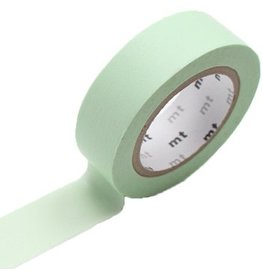 MT  MT masking tape pastel green