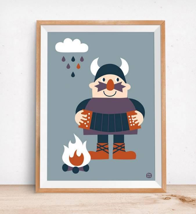Poster Viking