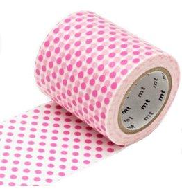 MT  MT casa dot pink 50 mm
