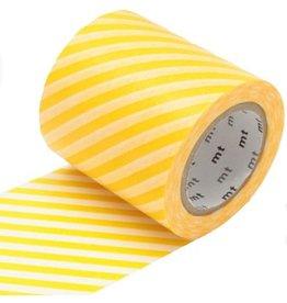 MT  MT casa stripe yellow 50 mm