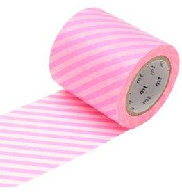 MT  MT casa stripe shocking pink 50 mm