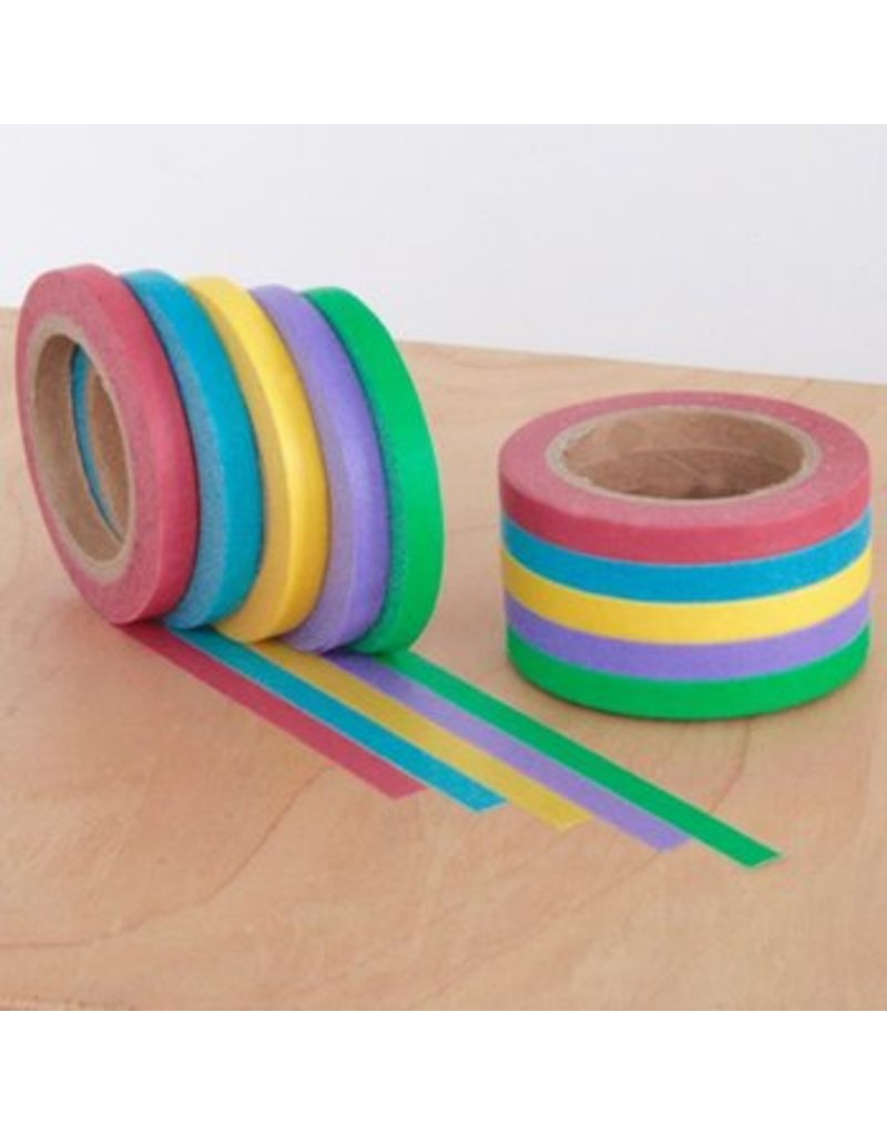 Masking tape small 5 pack