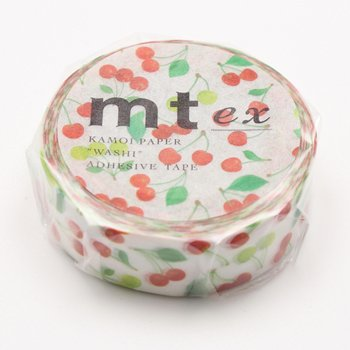 MT masking tape cherries