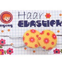 Dig&Mig Haar elastiekjes bloom