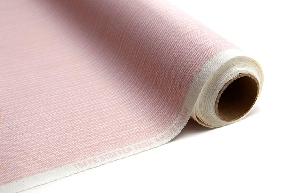 Stof per meter Soft Pink